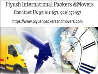Best Packers Movers in Pune |Piyush International Packers And Movers