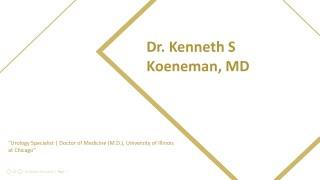 Dr. Kenneth Scott Koeneman, MD - Urology Specialist From Oak Brook-converted