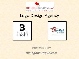 Logo Design Agency | The Logo Boutique