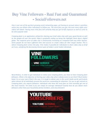 Buy twitter Followers to attract customers