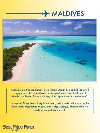 Ultimate Travel Guide for Maldives