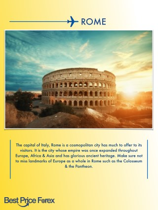 Explore Rome the Best Way with this Free Travel Guide