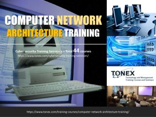 Computer Network Architecture Training