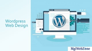 WordPress Web Design in Delhi, India