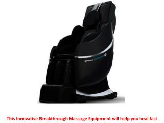 This Innovative Breakthrough Massage Equipment will help you heal fast
