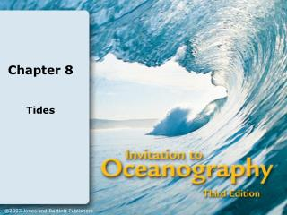 Tides have a wave form, but differ from other waves because they are caused by the interactions between the ocean, Sun a
