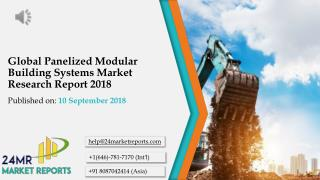 Global Panelized Modular Building Systems Market Research Report 2018