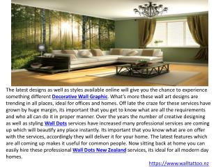 Wall Print & Wall Paper Design New Zealand