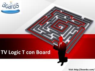 TV Logic T con Board