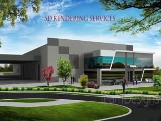 3D Rendering services - Team designs
