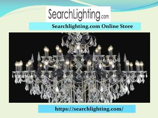 Elegant Lighting, Outdoor Landscape Lighting Online | Searchlighting.com