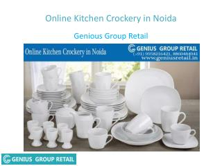 Online Kitchen Crockery in Noida