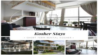 kosher vacation rentals