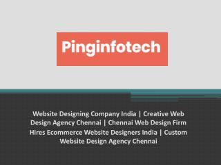 Creative Web Design Agency Chennai | Chennai Web Design Firm