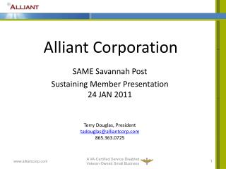 Alliant Corporation