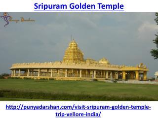 Sripuram Golden Temple