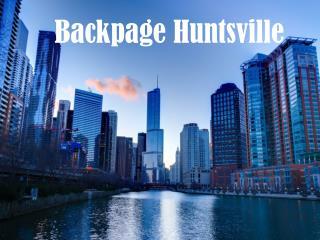 Backpage Huntsville | backpage Huntsville