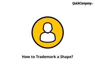 How to Trademark a Shape?