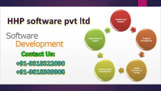 Why is Software Development Company in Noida necessary  91-9318322090?