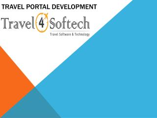 Travel Portal Development Company