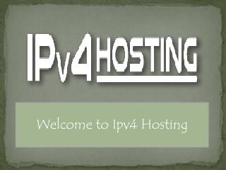 Buy IPv4 Blocks: A Process to Bridging for the Future