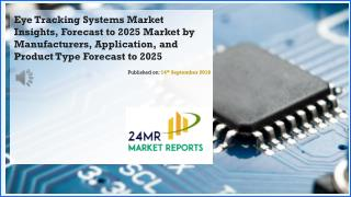 Eye Tracking Systems Market Insights, Forecast to 2025 Market by Manufacturers, Application, and Product Type Forecast t