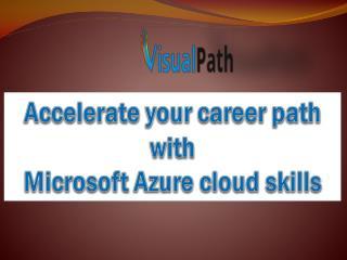MS Azure Online Training | Microsoft Azure Online Training