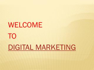 Digital Marketing company in delhi | SEO services in delhi - SEO agency