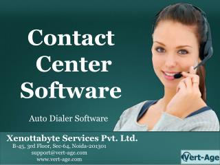 Auto Dialer Software | Call Center Software | Dialer Software