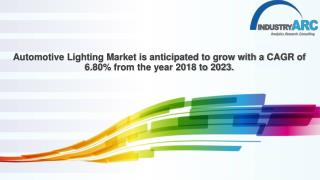 Automotive Lighting Market: By Vehicle Type