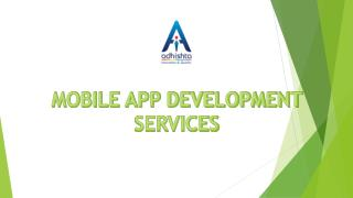 Best Mobile & Android App Development Agency in Hyderabad