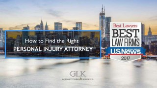 How To Hire Right Personal Injury Lawyers NYC