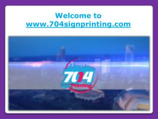 Full-Color Printing Services in Charlotte NC