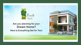 Are you planning for your Dream Home? Here is Everything Set for You!