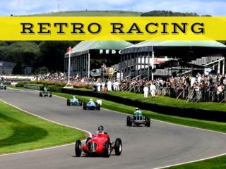 Retro racing 2018
