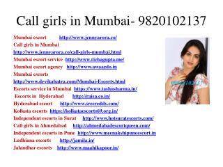 Best Mumbai models