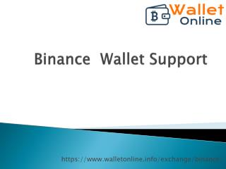 Unable to open Binance wallet app iOS & Android phone