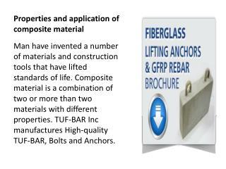 Properties of Composite