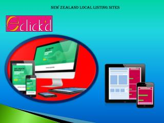 New Zealand Local Listing Sites