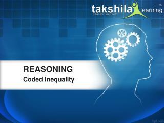 Coded Inequality