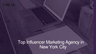 Top Influencer Marketing Agency for Your Campaigns