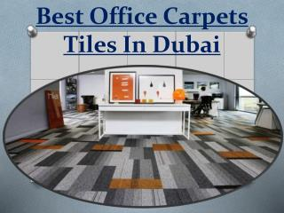 Office Carpet Tiles Dubai