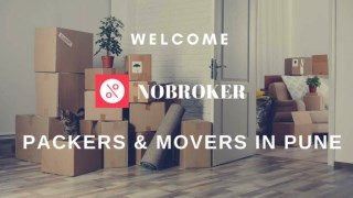 Nobroker-Movers and Packers Rates in Pune