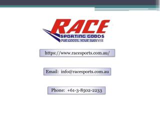 Noteworthy Athletic Goods Manufacturer | Race Sports