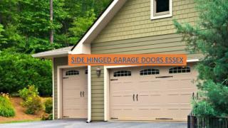 SIDE HINGED GARAGE DOORS ESSEX