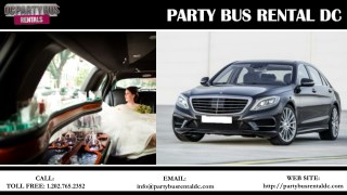 The Most Trusted Alexandria Limousine Service