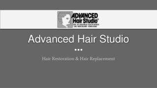About Advanced Hair Studio India