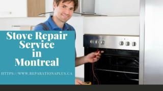 Home Appliances: Bloomberg Stove Repair Montreal