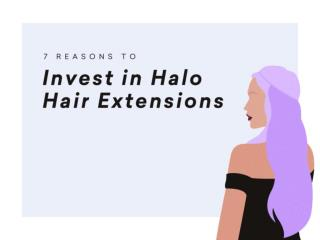 Why Purchase Halo Hair Today