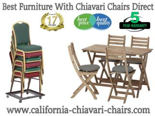 Best Furniture With Chiavari Chairs Direct